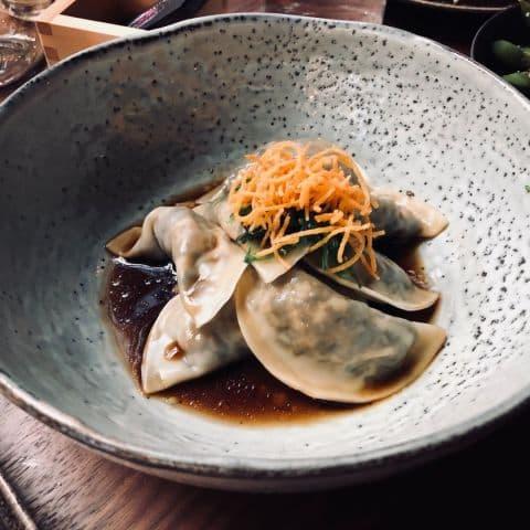 Dumplings – Bild från Yuc LatAsian av Linn W.