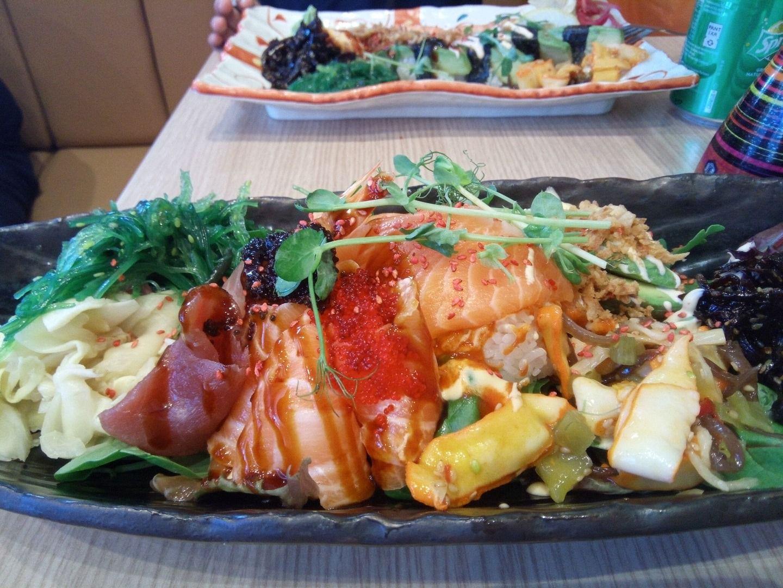 Bild från Yume Sushi Mariatorget av Katarina D.
