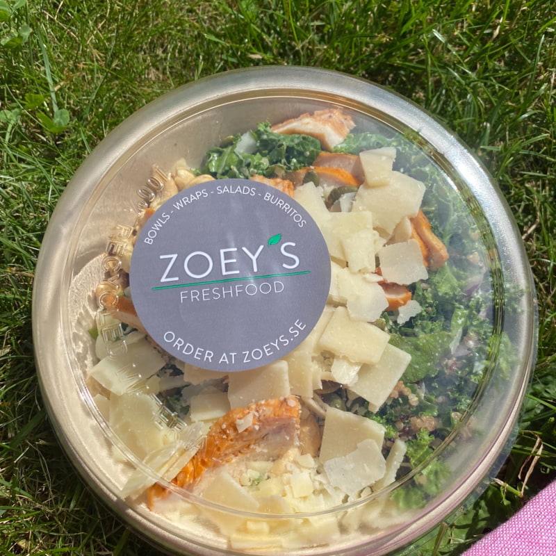 Bild från Zoey's Freshfood av Josefin J.